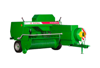 Balers for rectangular bales