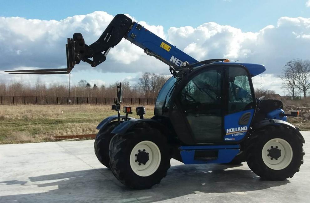 Телескопичен товарач New Holland LM5060Plus
